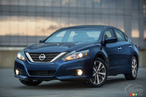 Family cars with the highest initial quality in 2016