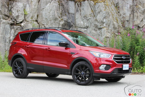 2017 Ford Escape SE Sport Review