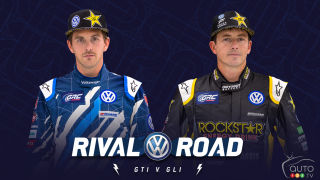 "Volkswagen launches ""Rival Road: GTI v. GLI"" video game"