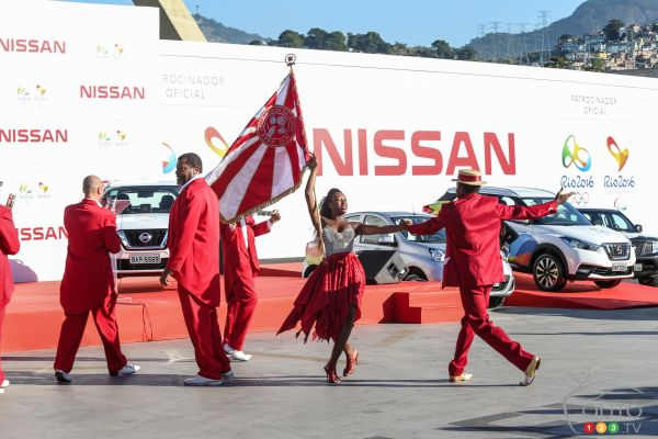 Nissan provides official car fleet for 2016 Olympics in Rio