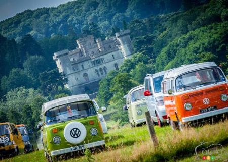 2016 Volksworld Camper & Bus Show kicks off July 29