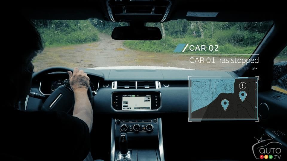 Jaguar Land Rover working on all-terrain self-driving technology