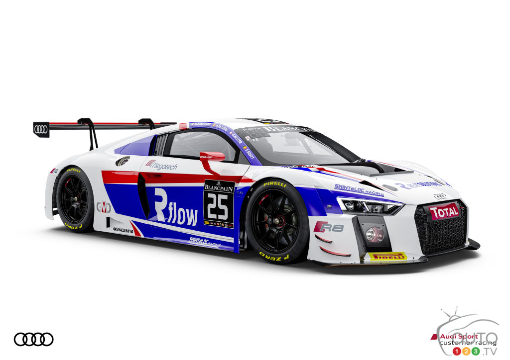 Audi to field 11 cars in 24 Hours of Spa