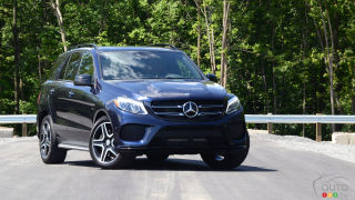 2016 Mercedes GLE 450 AMG 4MATIC Review