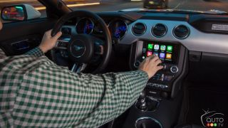 All 2017 Ford models to offer SYNC 3, Apple CarPlay, and Android Auto