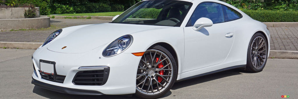 Auto123 New Cars Used Cars Auto Shows Car Reviews Amp Car News ... Porsche 911 Carrera 4S is the best Carrera yet   Car News   Auto123