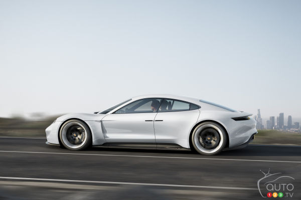 All-new Porsche electric car to create over 1,400 jobs