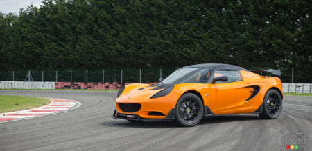 Lotus Elise Race 250 is the fastest Elise racer yet