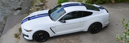 2016 Ford Mustang Shelby GT350 Review