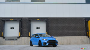Ford Focus RS 2016 : essai routier