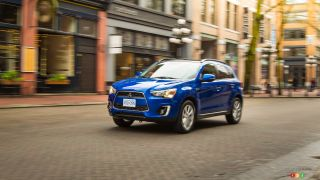 Mitsubishi RVR recalled to fix CVT issue