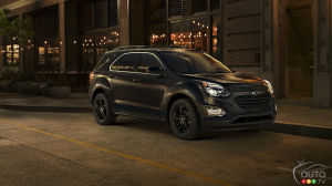 2017 Chevy Equinox Midnight Edition coming soon