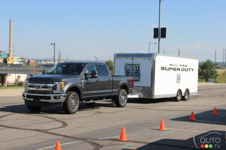 Ford Super Duty 2017 : premières impressions
