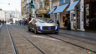 Mercedes-Benz plans EV-only sub-brand