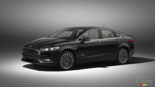 In California, 4 Ford Fusions Out of 10 Sold Are Hybrids