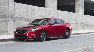 World Premiere for the 2017 Mazda6