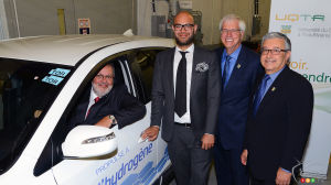 Quebec Gets it First Hyundai Tucson Fuel Cell SUV
