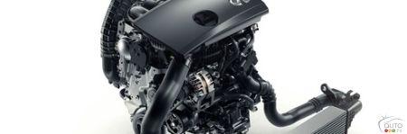 Infiniti dévoilera le premier moteur turbo à compression variable