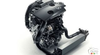Infiniti to Unveil First Variable Compression Turbo Engine