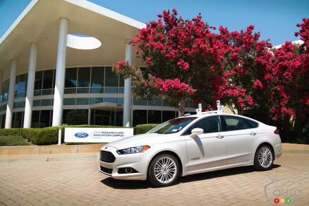Ford Bets Big on Self-Driving Cars