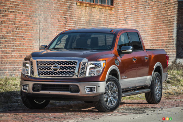 Nissan Announces Best Warranty on Trucks in Canada
