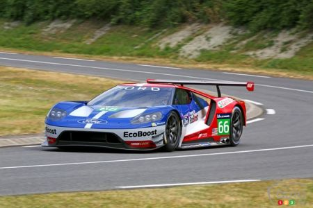 Experience The Ford Gt At Le Mans  Like Youve Never Seen Before