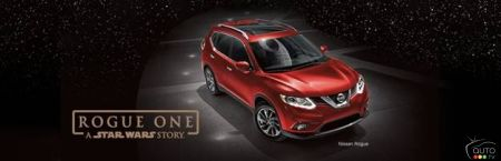 Nissan Rogue and Rogue One – A Natural Fit!