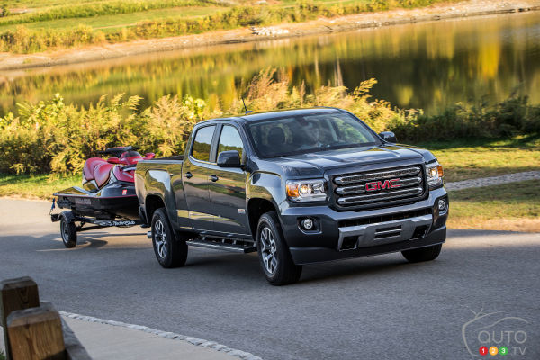 GMC Canyon: Best Midsize Truck for 2016 According to Cars.com
