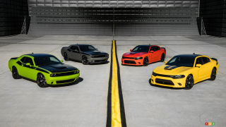 Dodge Takes Centre Stage at 2016 Woodward Dream Cruise