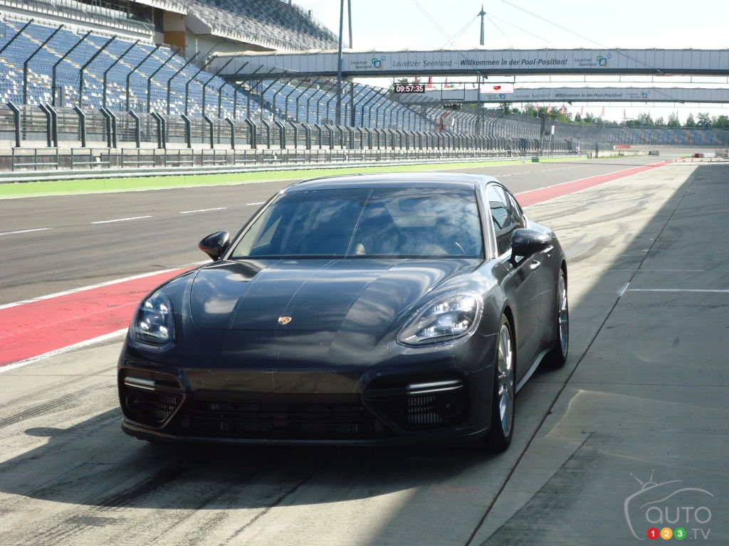 2017 Porsche Panamera is sportier than ever