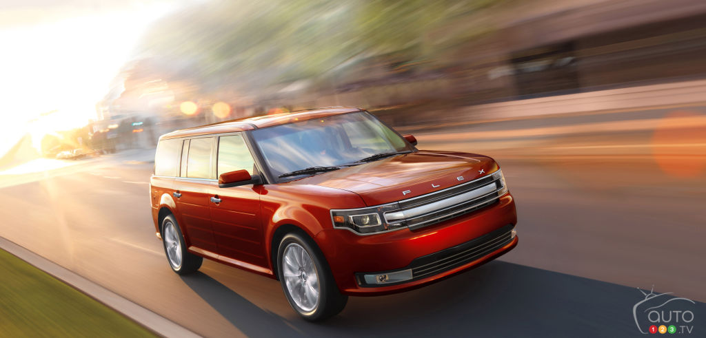 The 2014 Ford Flex
