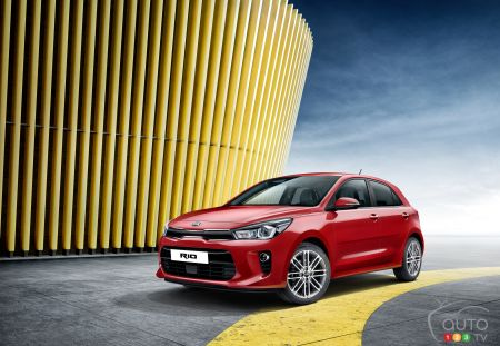 All-new Kia Rio teased ahead of Paris Auto Show