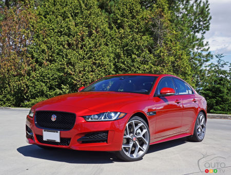 2017 Jaguar Xe 35t R Sport Review