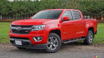 Chevrolet Colorado Z71 4RM à cabine multiplace 2016 : essai routier