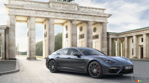 New 2018 Porsche Panamera 4 E-Hybrid announced for Paris