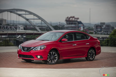 Miami 2016: 2017 Nissan Sentra SR Turbo makes world debut