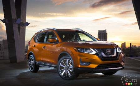 Miami 2016: Refreshed 2017 Nissan Rogue unveiled