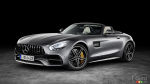 La Mercedes-AMG GT accouche de 2 superbes roadsters