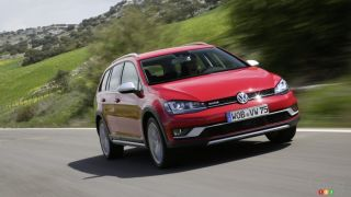 Volkswagen's global sales on the rise