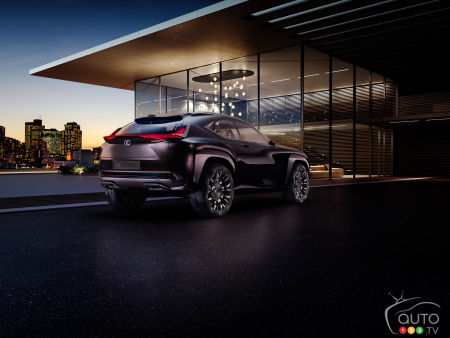 Paris 2016: Lexus UX Concept set to take on subcompact segment