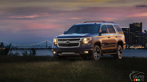 Chevy Tahoe, Suburban each get Midnight Edition