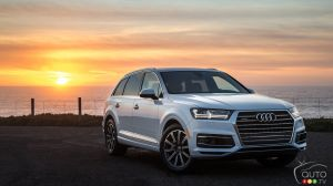 2017 Audi Q7 interior refinement confirmed by Wards honour