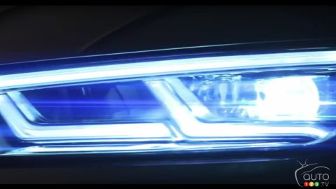 Paris 2016: Next-gen Audi Q5 revealed further in latest teaser