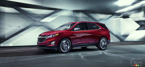 Introducing the New 2018 Chevrolet Equinox!