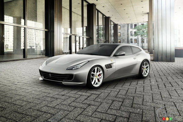 Paris 2016: Get ready for Ferrari GTC4Lusso T