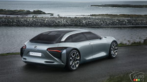 Paris 2016: Meet the Citroën CXPERIENCE Concept Car!