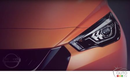 Paris 2016: 2018 Nissan Micra revealed soon on Auto123.com