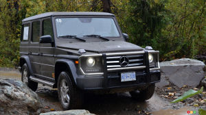 2016 Mercedes-Benz G-Class Review