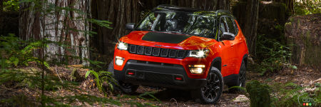 All-new Jeep Compass unveiled in Brazil