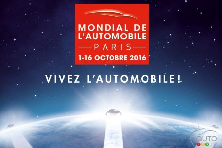 2016 Paris Auto Show about to invade Auto123.com!